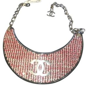 100% Authentic Chanel Statement Necklace